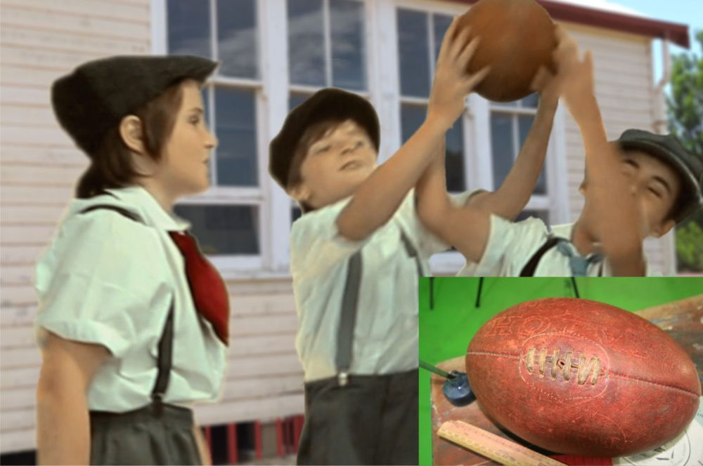 KidsPlayingWithFootball